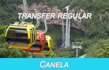 transfer regular canela y gramado